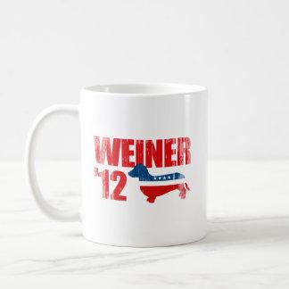 WEINER '12 Faded.png Tazas De Café