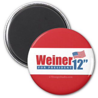 Weiner 2012 Inches - Magnets