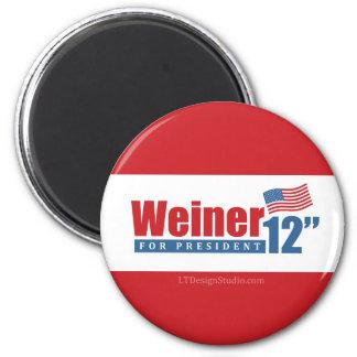Weiner 2012 pulgadas - imanes