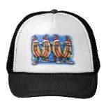 Weiner Christmas Trucker Hat