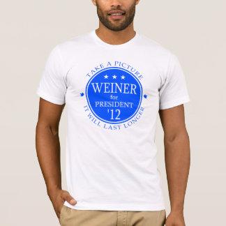 Weiner for President T-Shirt