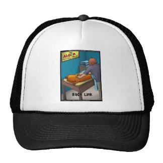 Weiner Massage aka Backlink Funny Gifts & Cards Hats