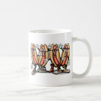 Weiner Party Coffee Mug