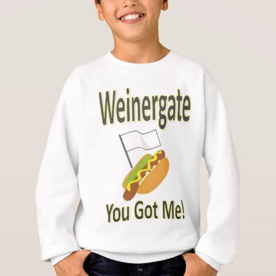 Weinergate 2011 - Anthony Weiner Scandal Sweatshirt