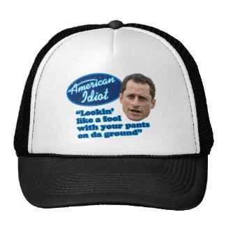 Weinergate - American Idiot Hat