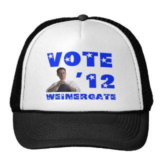 Weinergate - Blue Trucker Hat