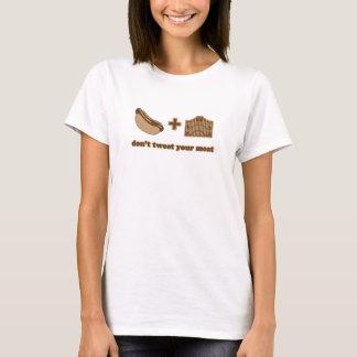 Weinergate - Don't Tweet Your Meat T-Shirt