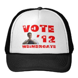 Weinergate - Red Trucker Hat