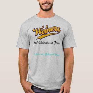 Weiners Best Weiners in Town T-Shirt