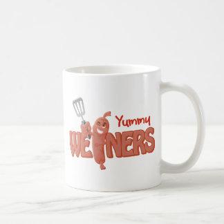 Weiners delicioso taza de café