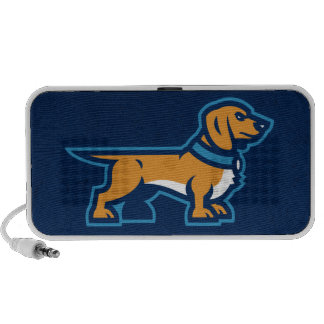 Weiners Football Logo Portable Speakers