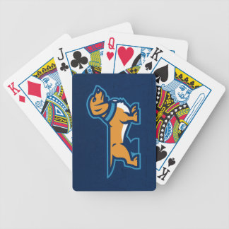 Weiners Logo Bicycle Playing Cards