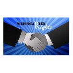 Weingarten Rights Business Cards