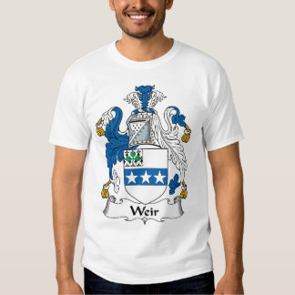 Weir Family Crest Shirt