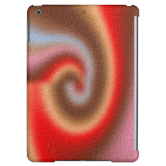 Weird abstract pattern iPad air cases