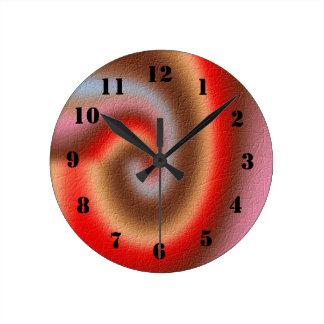 Weird Wall Clocks Zazzle