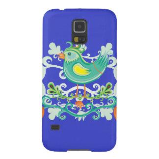 Weird Bird Galaxy S5 Cover