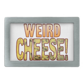 Weird Blue Cheese Belt Buckle