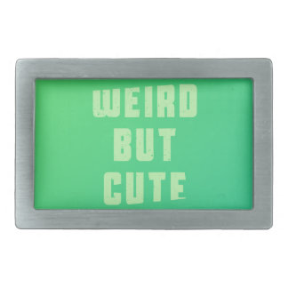 Weird, but cute belt buckle