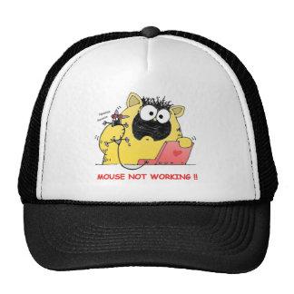 Weird Cat Trucker Hat