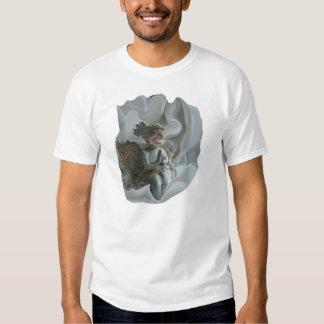 weird cherub tee shirt
