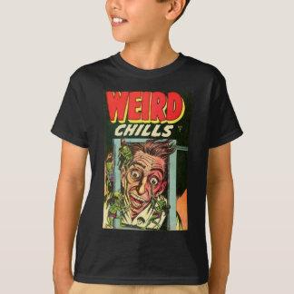 Weird Chills Comic book T-Shirt