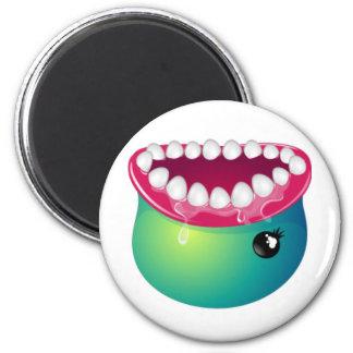 Weird Creature Icon 05 Magnet