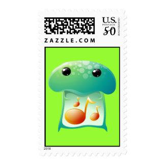 Weird Creature Icon 22 Postage