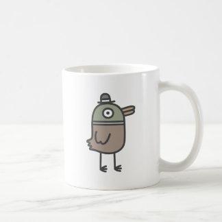 Weird Duck Coffee Mug