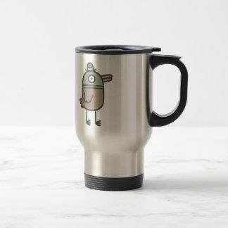 Weird Duck Travel Mug