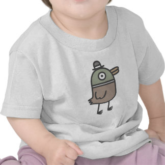 Weird Duck Tshirt
