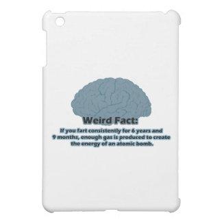 Weird Fact - Atomic Fart iPad Mini Cover