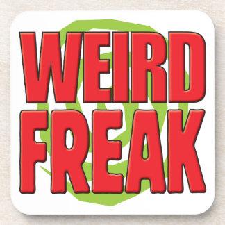 Weird Freak R Drink Coaster