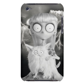 Weird Girl iPod Touch Case