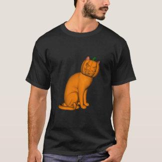 Weird Halloween Cat T-Shirt