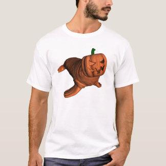 Weird Halloween Walrus T-Shirt