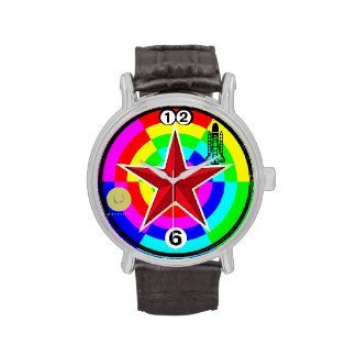 Weird Hipster Watch