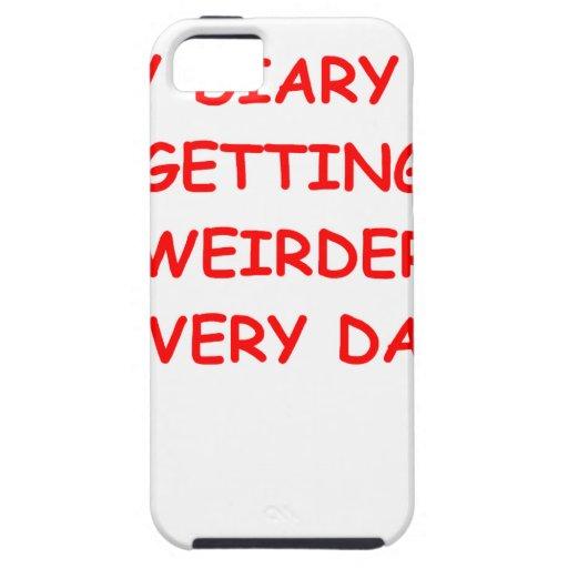 weird iPhone 5 cover