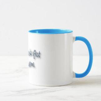 Weird is just a side effect mug