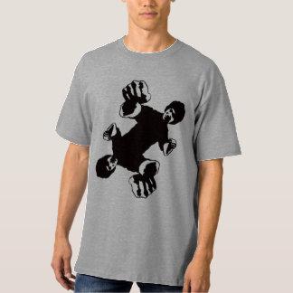 Weird Karate Fighter Shirt