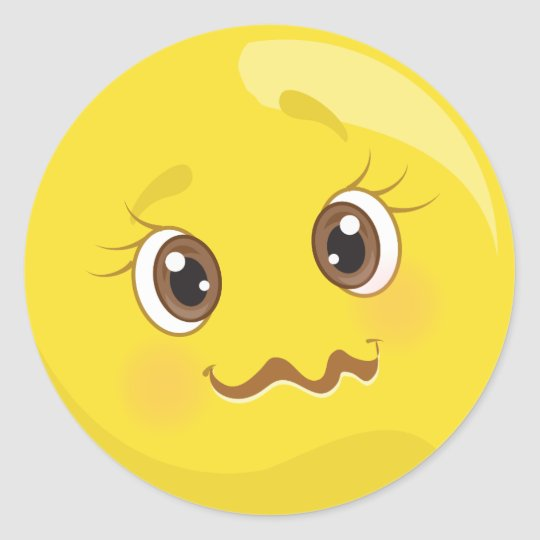 Weird Faces Emoji 7