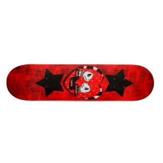 Weird Love Custom Skateboard