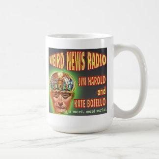 Weird News Radio Logo Mug