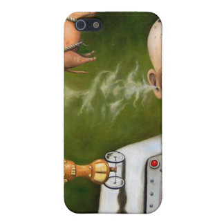 weird science better pic! iPhone SE/5/5s case