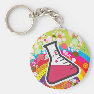 Weird Science Keychain