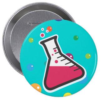 Weird Science Pinback Button