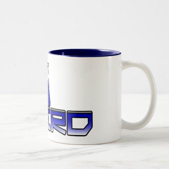 Weird Science Two-Tone Coffee Mug