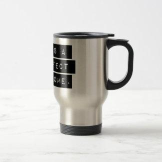 Weird Side-Effect 15 Oz Stainless Steel Travel Mug