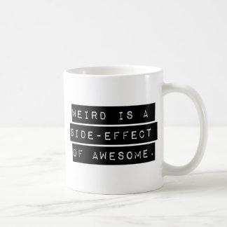 Weird Side-Effect Classic White Coffee Mug