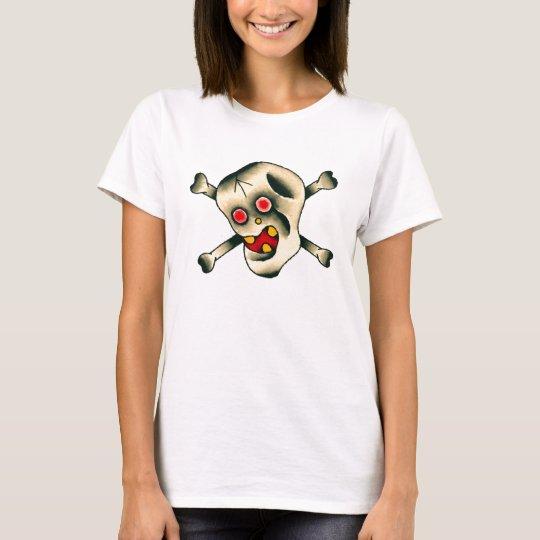 weird skull T-Shirt